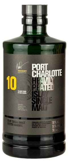 The Dramble reviews Port Charlotte 10 year old