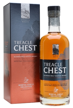 The Dramble's tasting notes for Wemyss Malts Treacle Chest