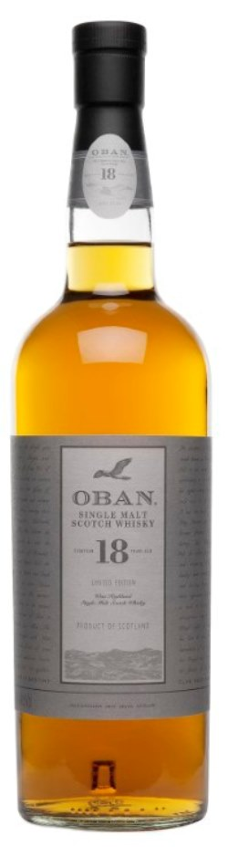 The Dramble reviews Oban 18 year old