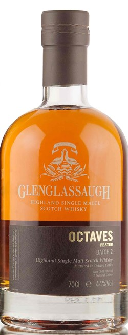 The Dramble reviews Glenglassaugh Octaves Peated Batch 2