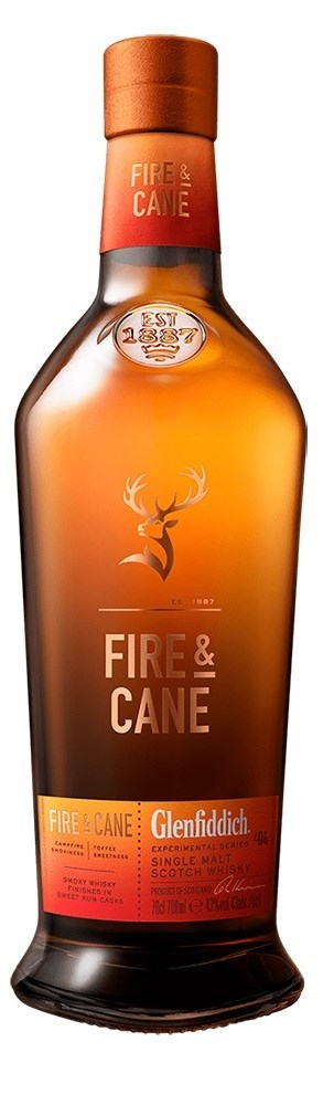 The Dramble reviews Glenfiddich Fire & Cane