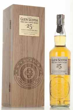 The Dramble's tasting notes for Glen Scotia 25 year old