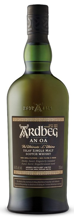 The Dramble reviews Ardbeg An Oa