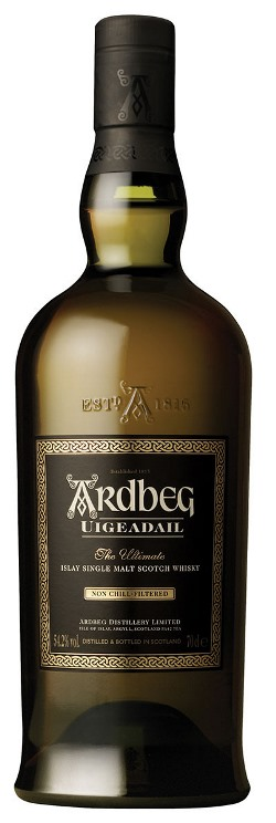 The Dramble reviews Ardbeg Uigeadail
