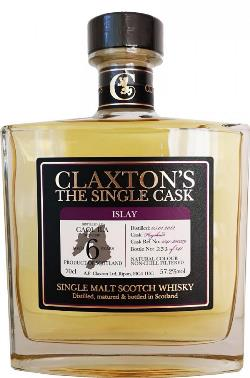 The Dramble reviews Claxton's Caol Ila 2012 6 year old