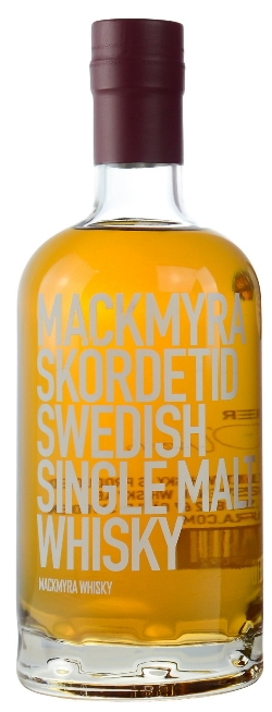 The Dramble reviews Mackmyra Skordetid
