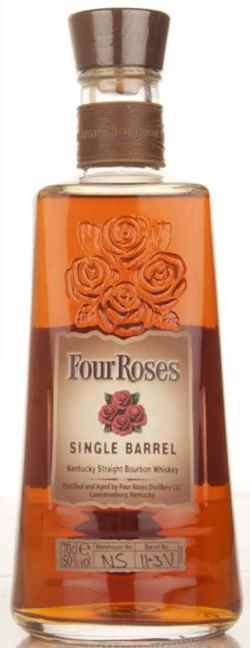 The Dramble reviews Four Roses Single Barrel