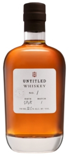 The Dramble reviews One Eight Distilling Untitled Whiskey No.12