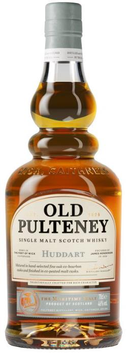 The Dramble reviews Old Pulteney Huddart
