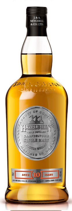 The Dramble reviews Hazelburn 10 year old