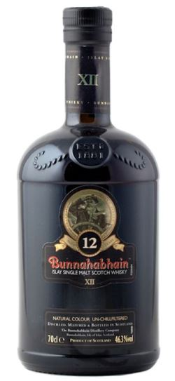The Dramble's tasting notes for Bunnahabhain 12 year old