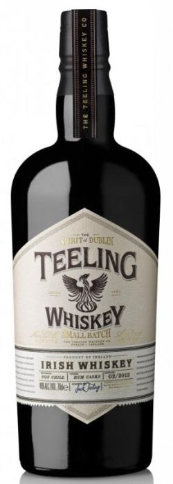 The Dramble reviews Teeling Small Batch