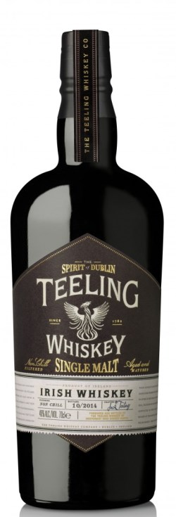 The Dramble reviews Teeling Single Malt