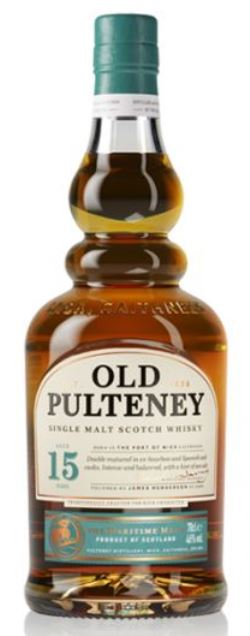 The Dramble reviews Old Pulteney 15 year old