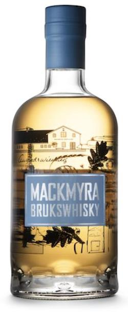 The Dramble reviews Mackmyra Brukswhisky