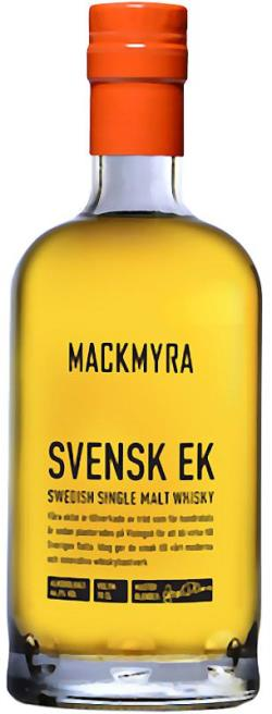 The Dramble reviews Mackmyra Svensk Ek