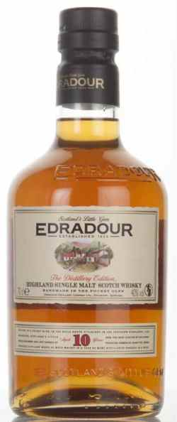 The Dramble reviews Edradour 10 year old