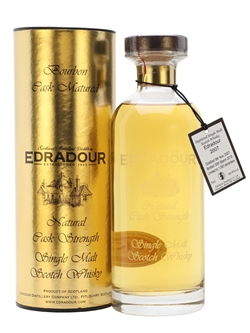 The Dramble reviews Edradour 2007 Natural Cask Strength