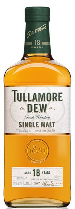 The Dramble reviews Tullamore Dew 18 year old