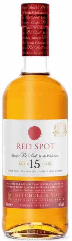 The Dramble reviews Red Spot 15 year old