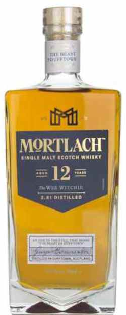 The Dramble reviews Mortlach 12 year old The Wee Witchie