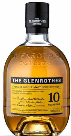 The Dramble reviews Glenrothes 10 year old Soleo Collection