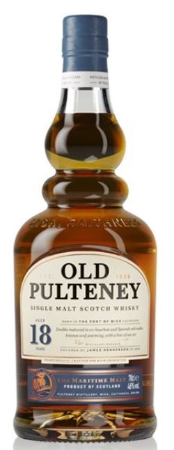 The Dramble reviews Old Pulteney 18 year old