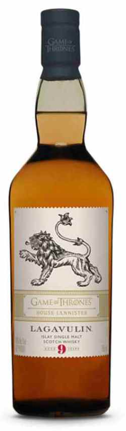 The Dramble reviews Lagavulin 9 year old House Lannister