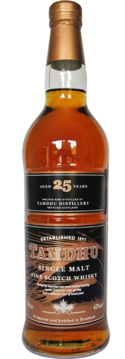 The Dramble's tasting notes for Tamdhu 25 year old
