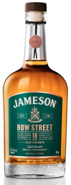 The Dramble reviews Jameson Bow Street 18 year old Cask Strength Batch 2