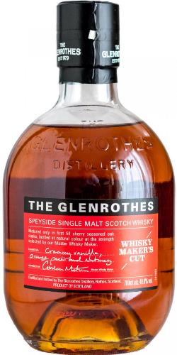 The Dramble reviews Glenrothes Whisky Maker's Cut