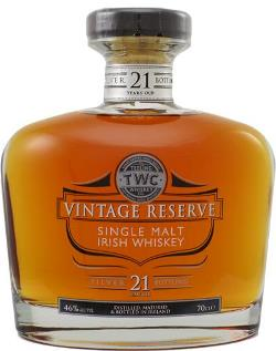 The Dramble reviews Teeling Vintage Reserve Silver bottling 21 year old – Batch 3