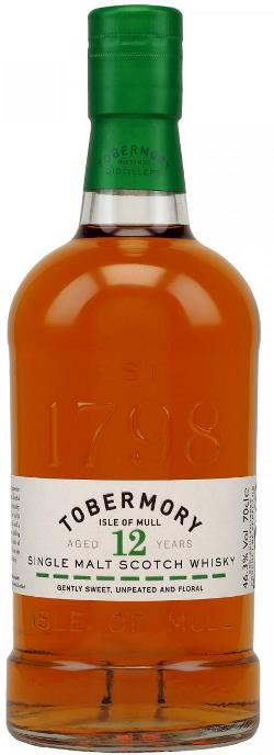 The Dramble reviews Tobermory 12 year old