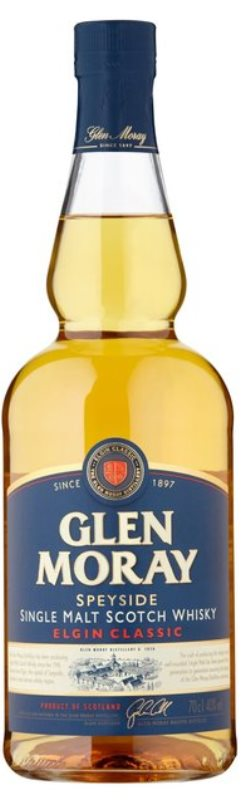 The Dramble's tasting notes for Glen Elgin Classic