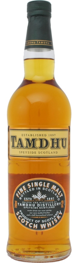 The Dramble reviews Tamdhu Fine Single Malt