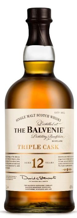 The Dramble reviews Balvenie 12 year old Triple Cask