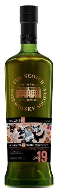 The Dramble reviews SMWS 29.260 A visceral, elemental experience