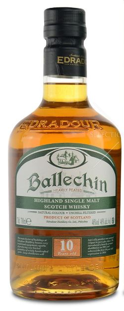 The Dramble reviews Ballechin 10 year old