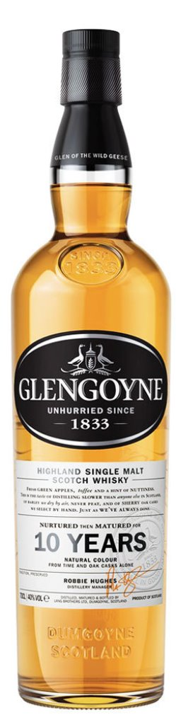 The Dramble reviews Glengoyne 10 year old 2017