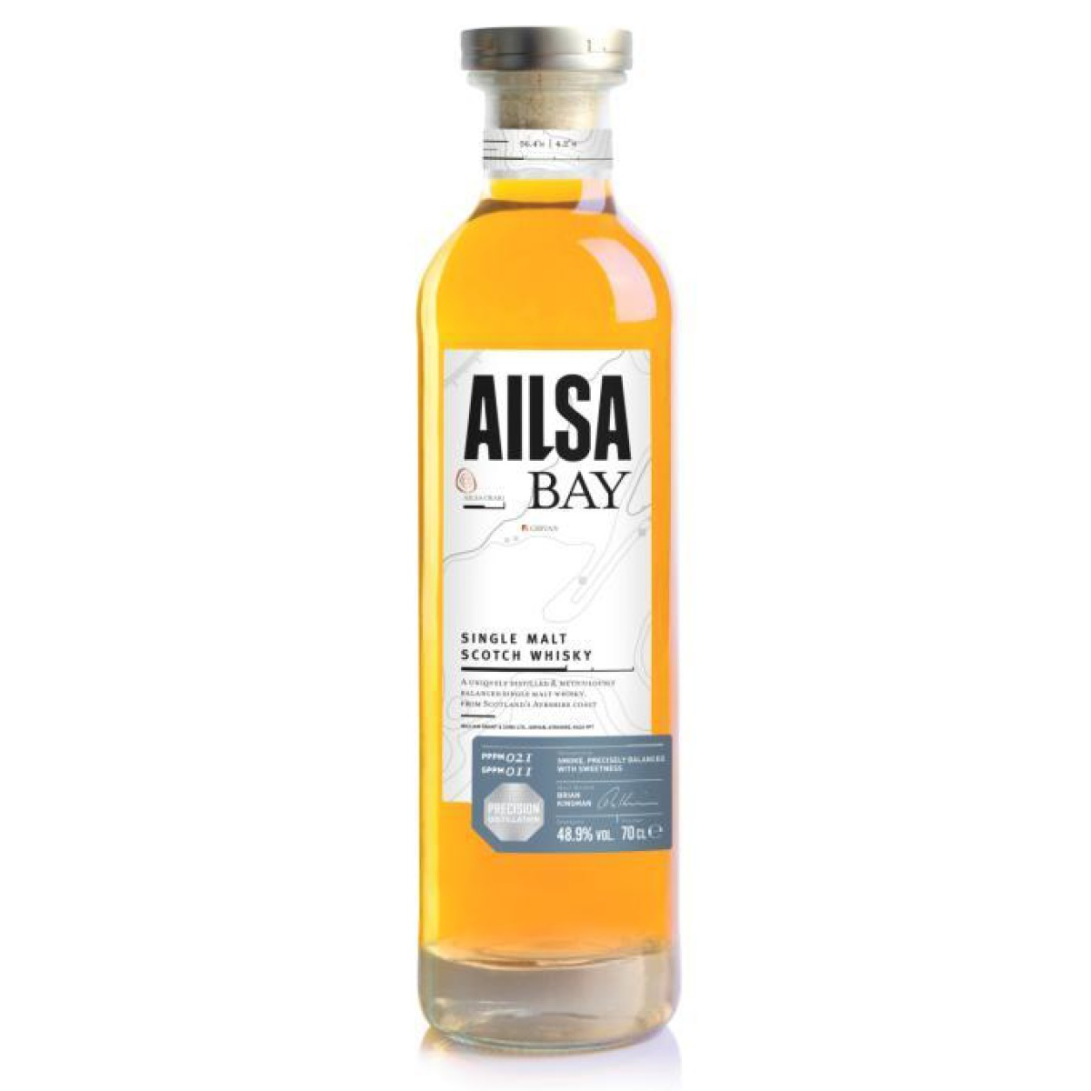 The Dramble reviews Ailsa Bay Batch 1