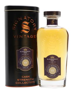 The Dramble reviews Glenburgie 1995 23 year old Signatory - TWE 20th Anniversary