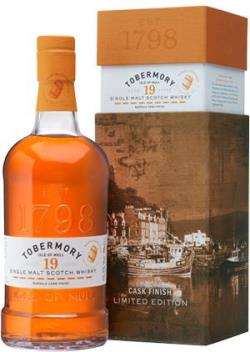 The Dramble reviews Tobermory 19 year old Marsala Finish - Distell Limited Release Collection 2019