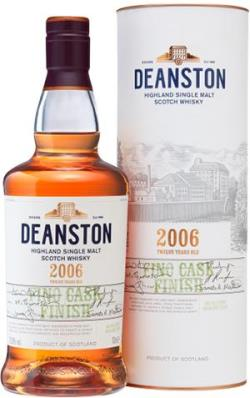 The Dramble reviews Deanson 2006 Fino Finish - Distell Limited Release Collection 2019