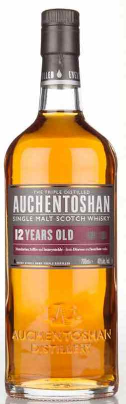The Dramble reviews Auchentoshan 12 year old