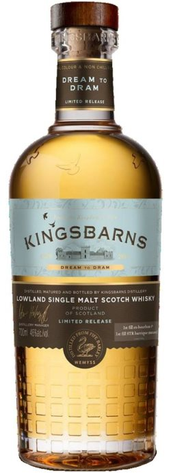The Dramble reviews Kingsbarns Dream to Dram