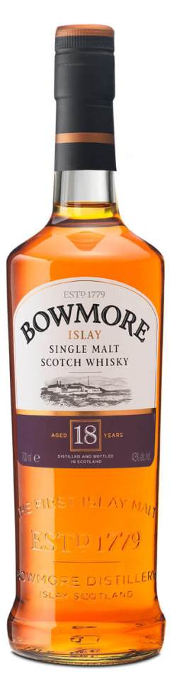 The Dramble reviews Bowmore 18 year old