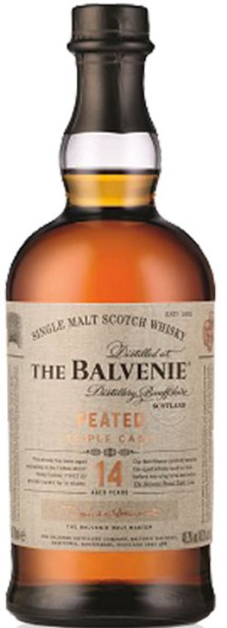 The Dramble reviews Balvenie Peated Triple Cask 14 year old