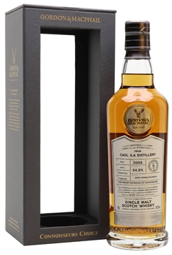 The Dramble reviews Gordon & MacPhail Connoisseur's Choice Caol Ila 2005 14 year old TWE Exclusive