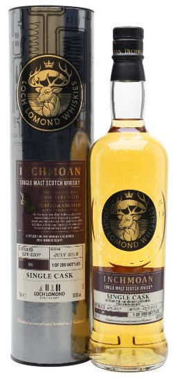 The Dramble reviews Loch Lomond Inchmoan 2007 12 year old TWE Exclusive