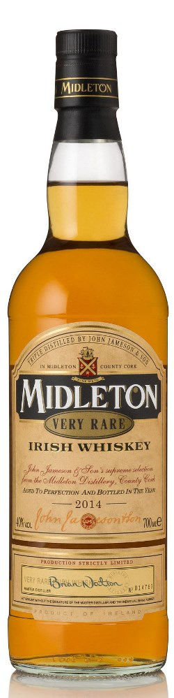 The Dramble's tasting notes for Midleton Very Rare 2014